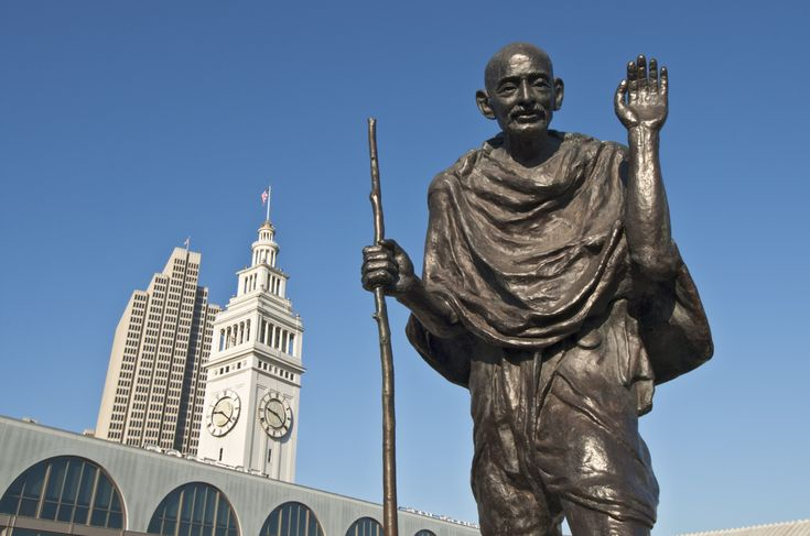 Gandhi's Daily Scripture Readings for Peace