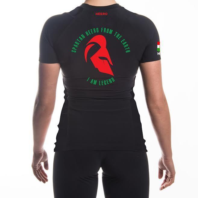 Spartan Heero Hun legend rövid szett, akadály futóversenyekre is terveztük!  Kényelmes, csinos, nedvszívó ezáltal megkönnyíti a sportolást az anyagának köszönhetően!