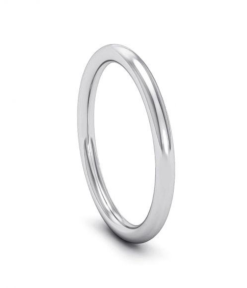 Тонкое обручальное кольцо. Обручальные кольца тонкие - RingStudio
