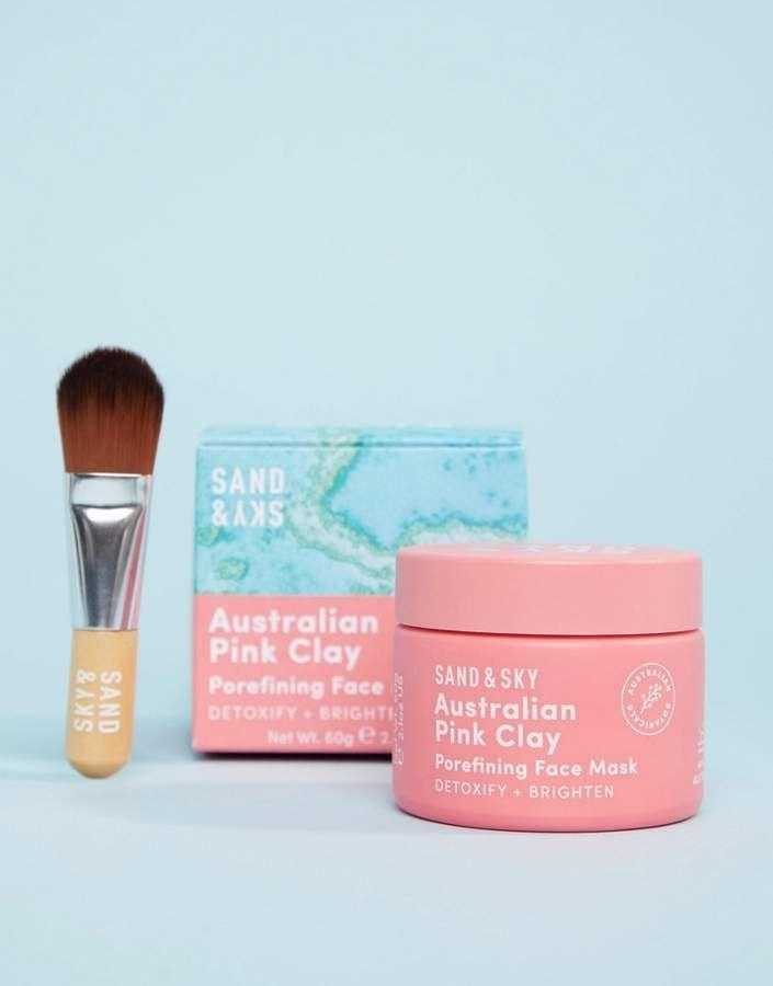 7ddf3b0dcb33 Sand   Sky Australian Pink Clay Porefining Face Mask  affiliate  clay