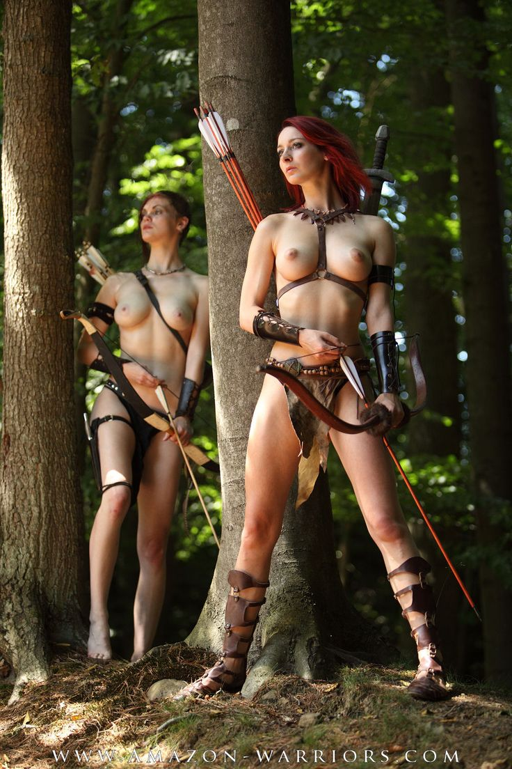 Amazonian warriors porn softcore boobs