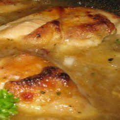 Gingerale chicken