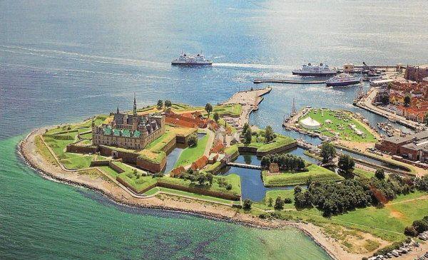Kronborg (Helsingør), Denmark