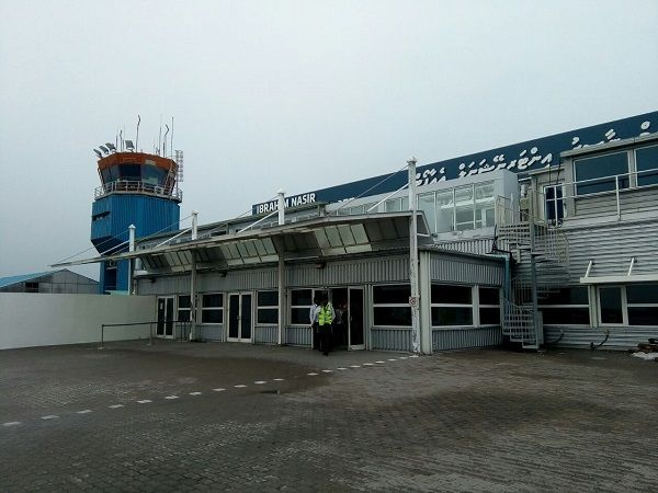 Ibrahim Nasir International Airport, Maldivian