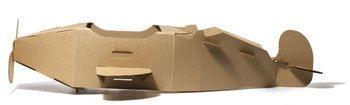 Kids' Airplane by 'Cardboard Design'