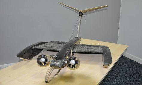 Is it a bird? Is it a bat? No, it's the future of #drone #technology #UAV https://www.theguardian.com/science/2016/feb/18/is-it-a-bird-is-it-a-bat-no-its-the-future-of-drone-technology