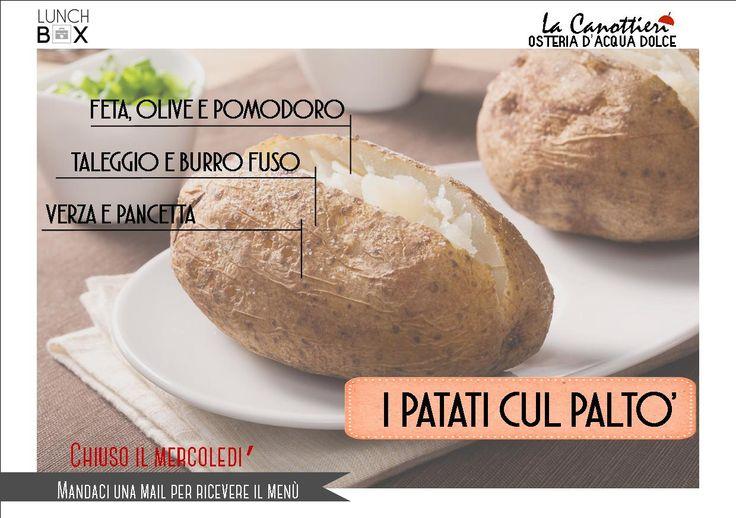 La versione italiana del jacket potatoes
