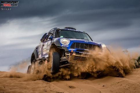 Rallye Dakar 2017, 02.-14.01.2017 - - Zweite Woche - 14.01.2017, 18:18:11