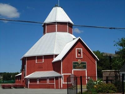 Carp Farmer's Market: Carp Exhibit Hall is located on the Carp Fairgrounds, Ontario.