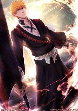 ichigos new form