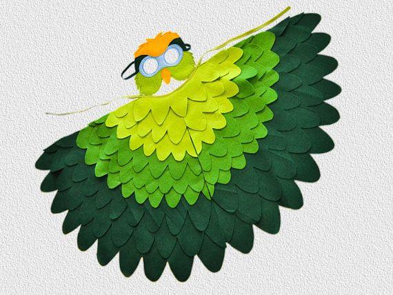 Les 25 meilleures id es de la cat gorie costume de perroquet sur pinterest - Perroquet pour vetement ...