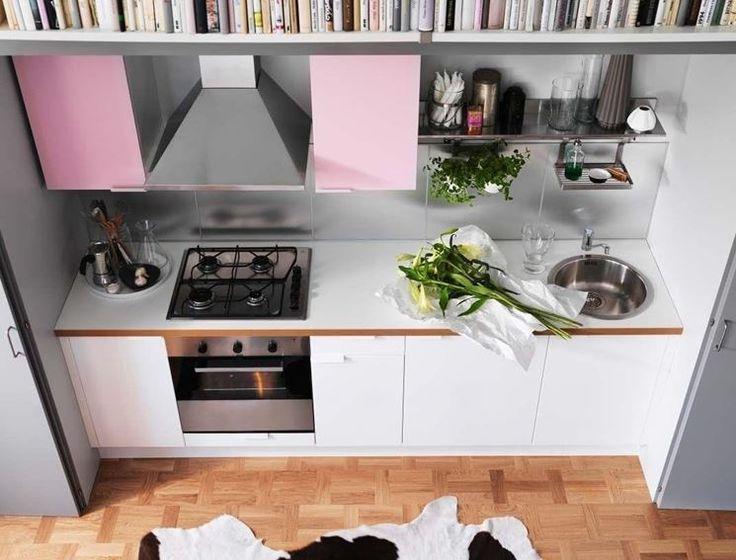 Oltre 25 fantastiche idee su piccole cucine su pinterest for Mobili x cucine piccole