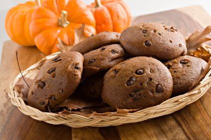 These moist #pumpkin cookies have just 51 calories each! #teambeachbody #recipe