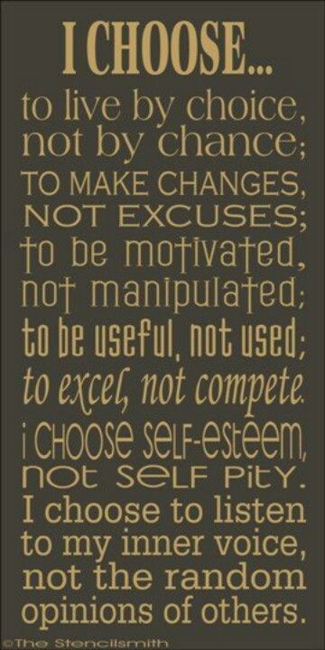 My mission statement:)                                                       …