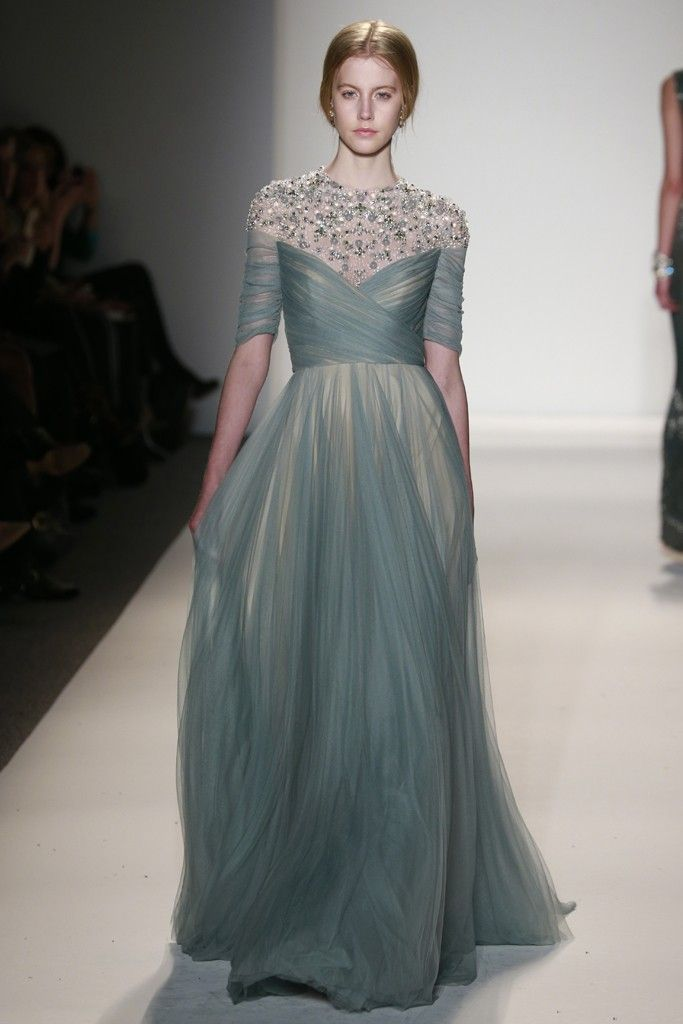 Jenny Packham RTW Fall 2013 - Slideshow - Runway, Fashion Week, Reviews and Slideshows - WWD.com