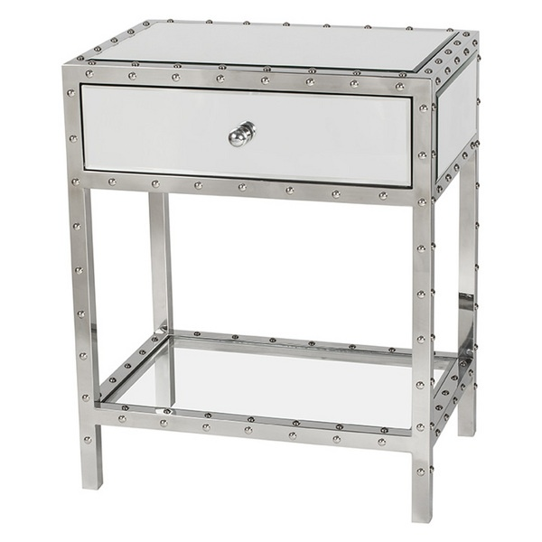 Rivet end table coffee and side and console tables for Coffee tables urban barn
