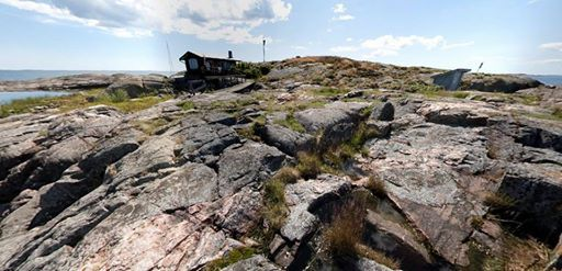 "From www.facebook.com/Moomin: ""Photographer Kari Kuukka has made panoramas of Klovharun and Tove Jansson's cottage on the island. It's almost like you're there!"" Watch the panoramas: www.karikuukka.com/princesssophiediaries/panoramat2008/index9tove.html"