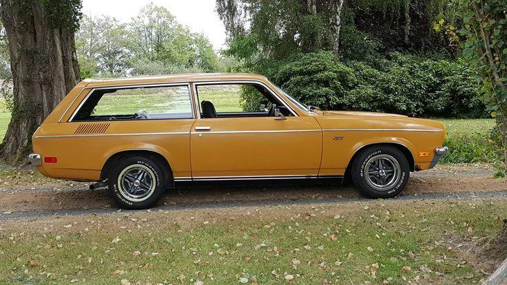 Original 1971 Chevrolet Vega GT | Chevrolet vega ...