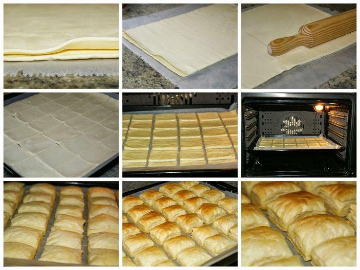 Cream felfújja - Anna Egyszerű receptek