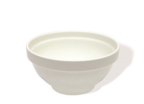 White Basics Collection Traditional Mixing Bowl 108 oz. White