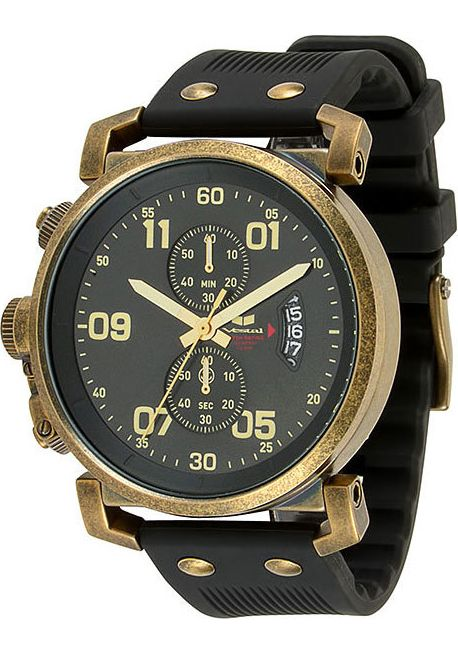 The Vestal OBCS007 Observer Watch is on sale at the Web's Best Modern Watch store Watches.com