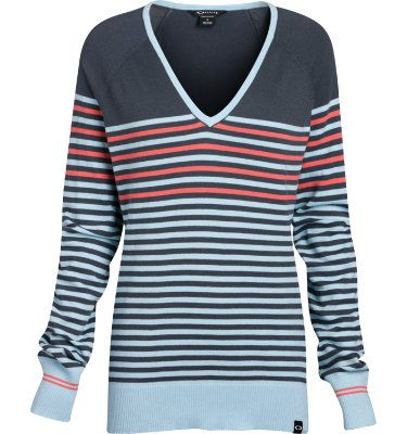 Oakley Women's Top Hill Long Sleeve Golf Sweater