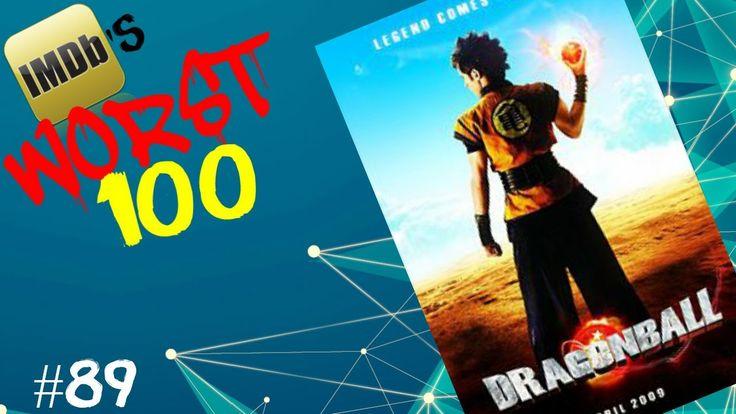 Dragonball Evolution (2009) fails in so many ways on so many levels that it is actually kind of fascinating- its so bad the writer even apologized for it... (review) https://youtu.be/kBFR472NNMQ #timBeta