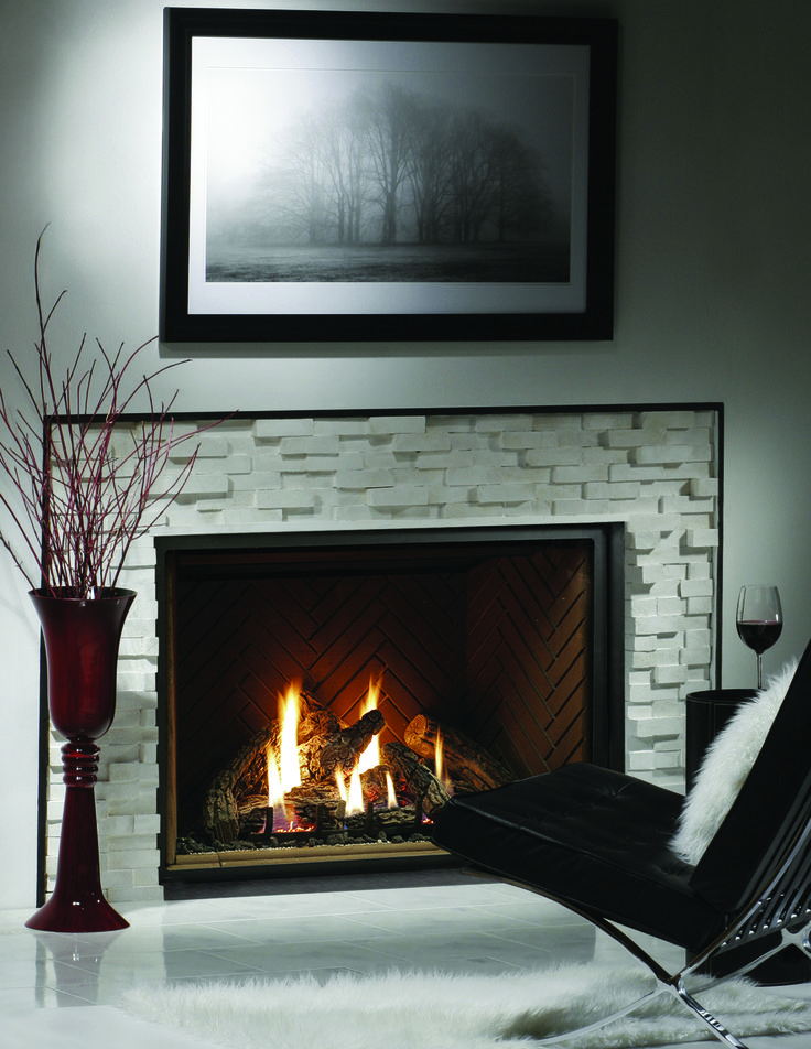 Create an elegant and warm focal point in your home. Choose from a variety of decorative options, including log sets, to create your own distinctive appearance and be assured of complete safety, comfort and long lasting value from a manufacturer of wood and gas fireplaces with more than 30 years of experience.   HBZDV47O