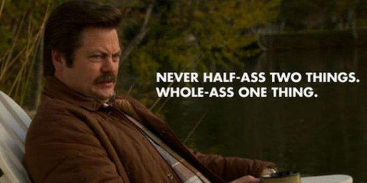 Nick Offerman Quotes - Nick Offerman Reddit AMA Wisdom