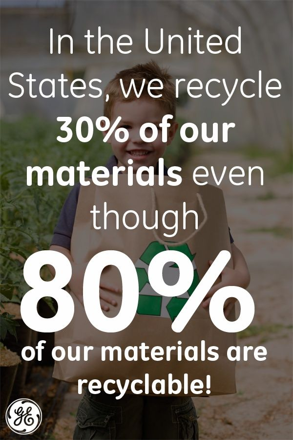#Reduce #Reuse #Recycle