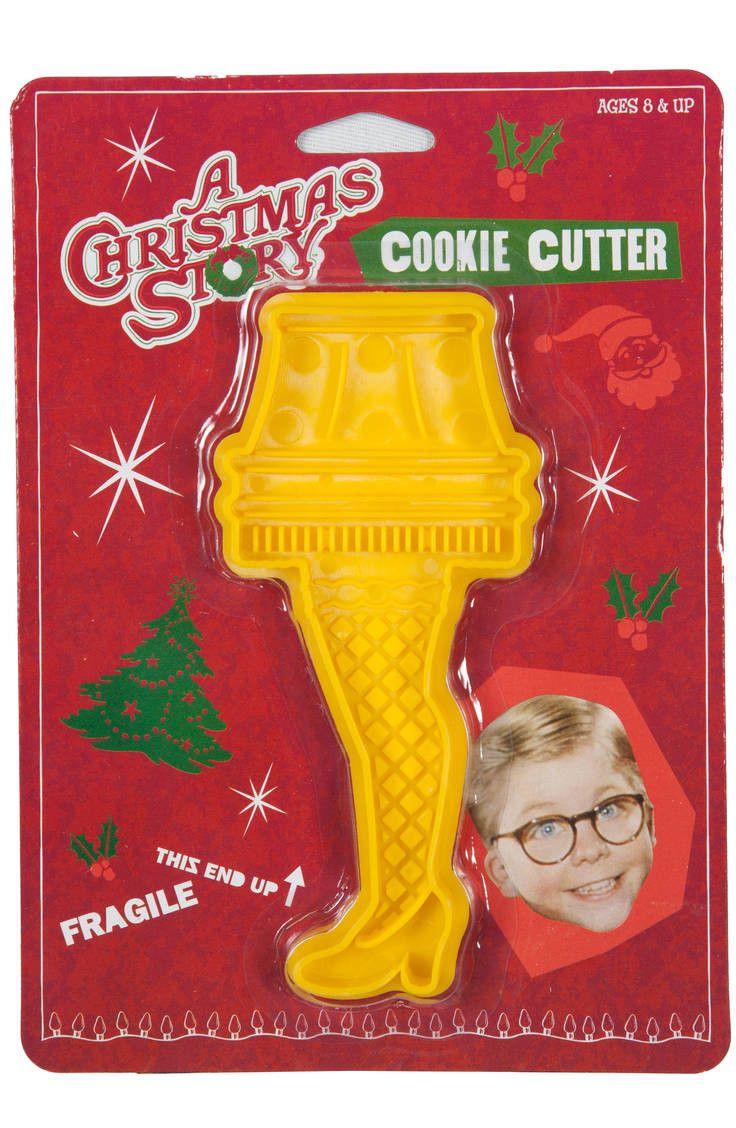Leg Lamp Cookie Cutter