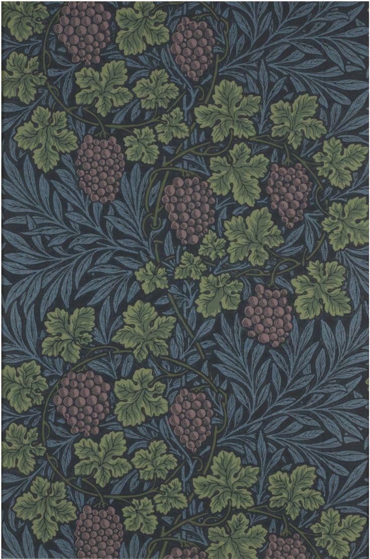 Philadelphia Museum of Art - Collections Object : Vine Wallpaper