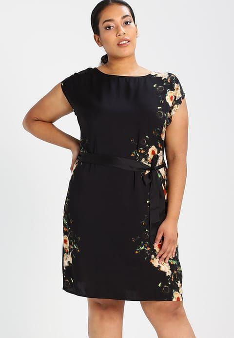 Kleding Anna Field Curvy Korte jurk - black Zwart: € 39,95 Bij Zalando (op 31-8-17). Gratis bezorging & retour, snelle levering en veilig betalen!