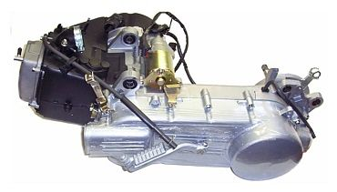 Chinese Scooters GY^ engine and Transmission