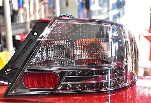 Sonar Led Tail Light For Mitsubishi Lancer Glx Mitsubishi Lancer Mitsubishi Tail Light