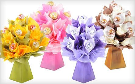 Toronto daily deals - Sweetalicious Bouquets - Up to 57% off Chocolate Bouquets from Sweetalicious Bouquets (2 Options)