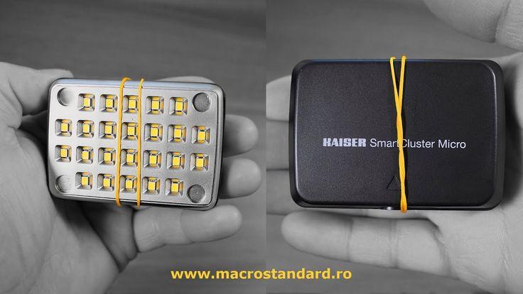 Lampa LED Kaiser #3286 SmartCluster Micro are probleme la capac
