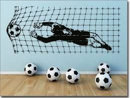 bildergebnis f r kinderzimmer fu ball fussball. Black Bedroom Furniture Sets. Home Design Ideas