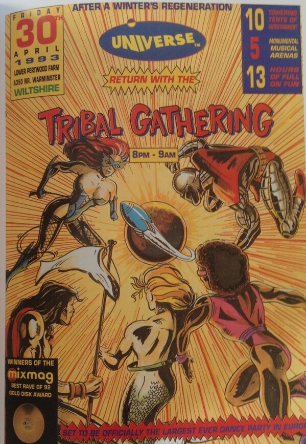 Tribal Gathering via @Melissa Squires Squires McChamp