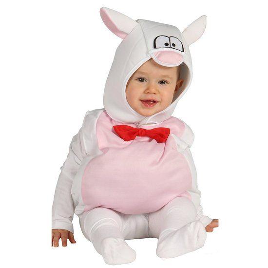 Compleet varkenspak voor baby's #varkenspak #baby