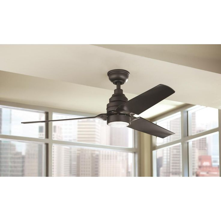 home decorators collection varuchi 52 in led natural iron ceiling fan - Home Decorators Collection Ceiling Fan