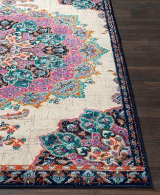 Abbie Allie Rugs Paramount Par 1112 Fuschia 18 Rugs On Carpet Rugs Colorful Rugs