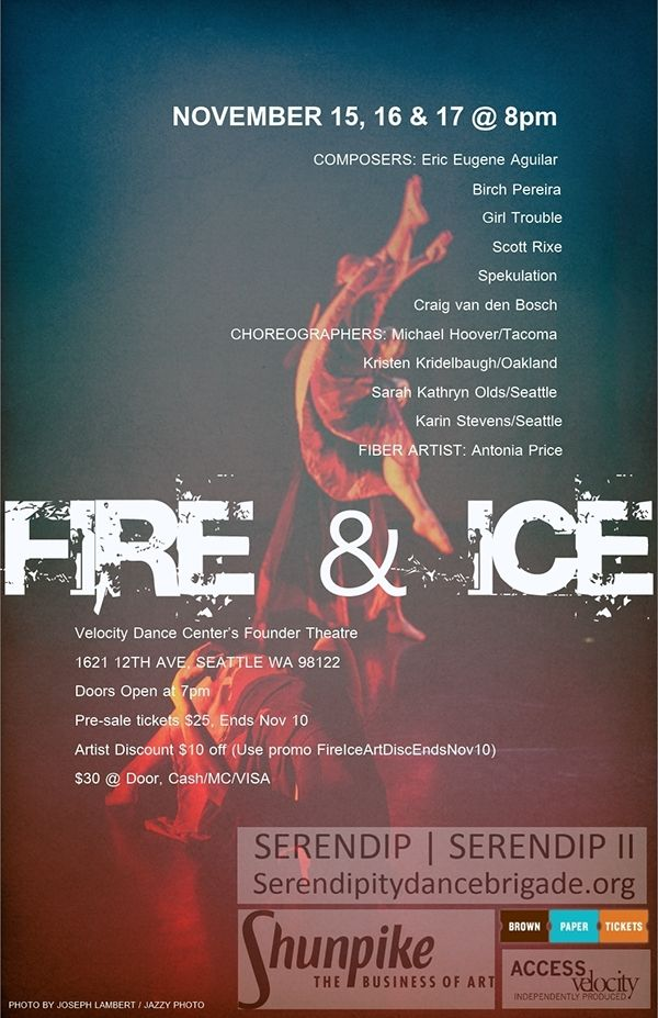 FIRE & ICE on Behance