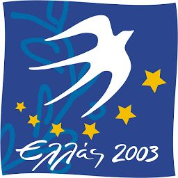GR presidency (2003 H1) - Logo