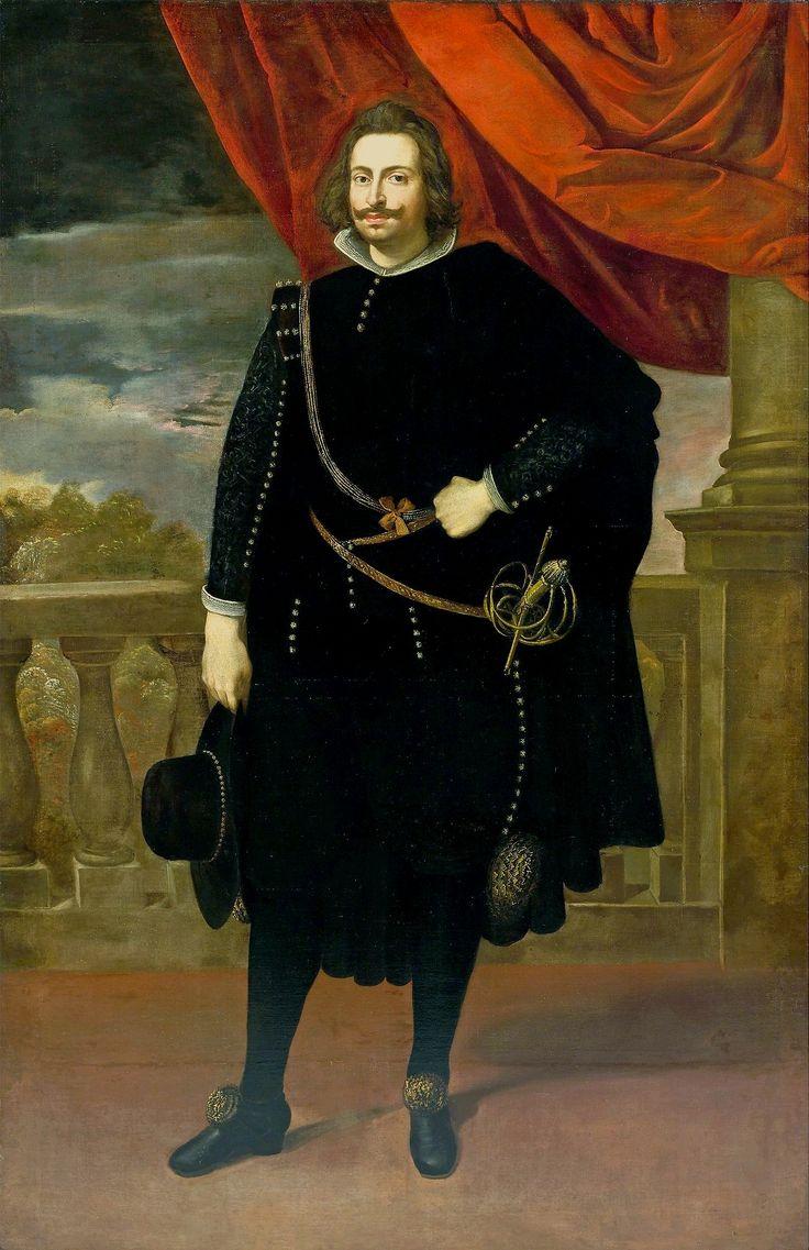 Portugal 1° parte séc XVII João, Duke of Bragança, antes de se tornar Ri de Portugal como D. João IV (c.1628), Rubens' workshop. Royal Castle, Warsaw