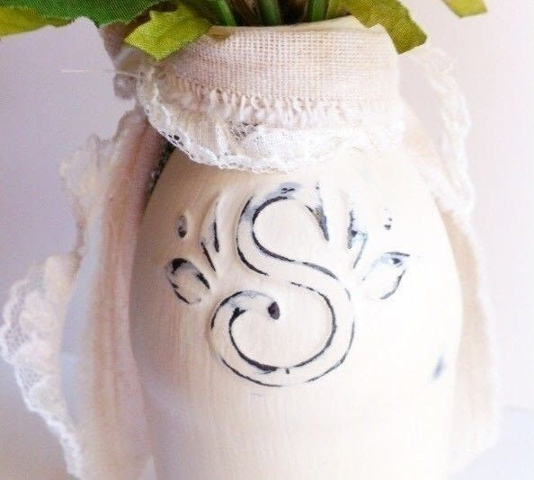 Repurposed Snapple Bottle · How To Decorate A Bottle Vase · Art on ...