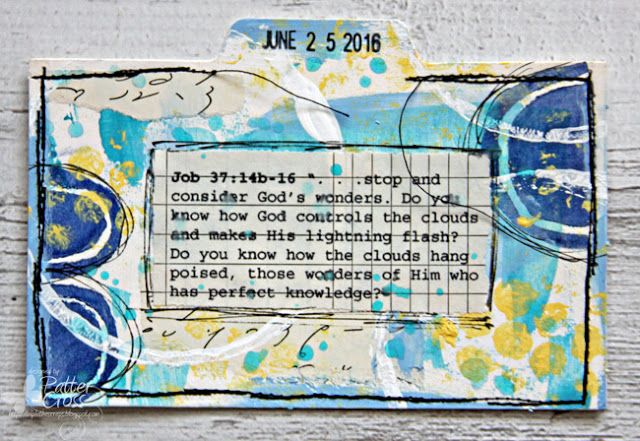 Triple the Scraps: {ICAD} #4 and #5