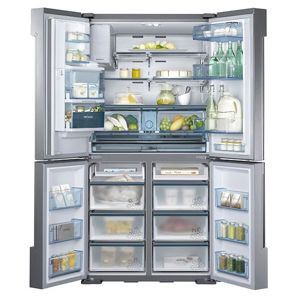 Best Way To Organize Food In French Door Refrigerator