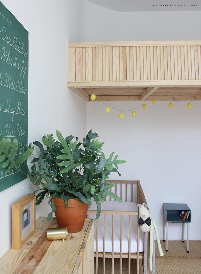 Slaapkamer delen   Kinderkamerstylist   leetle dwellers   Pinterest ...