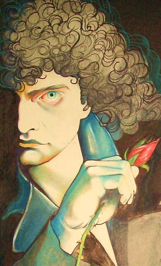 Lou Gramm by Rose Gogos